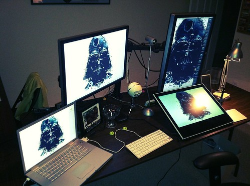 Darth desktops