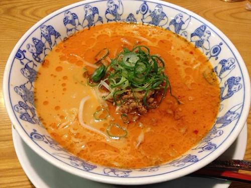 まろやかなタンタン麺が美味!『熱烈一番亭』橿原店