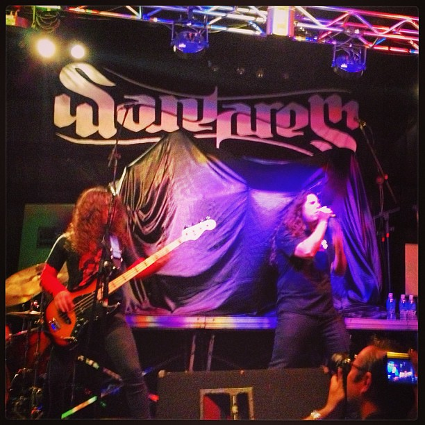 @santaremoficial, mais um show sensacional de metal nacional!