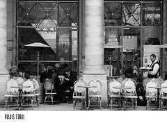 Les commerces de Paris (en hiver)