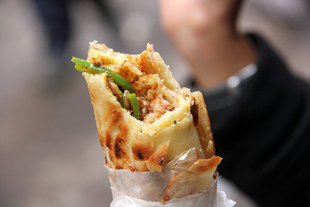 8381441499 3679a25695 o Kati Roll   Enlightening Indian Fast Food at Kusum Rolls (Kolkata)