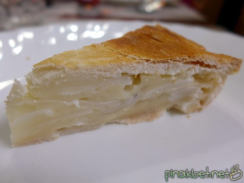 Buko Pie of the Original Buko Pie Bakeshop