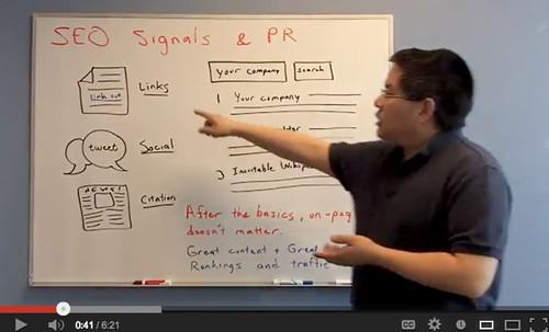 SEO and PR - YouTube
