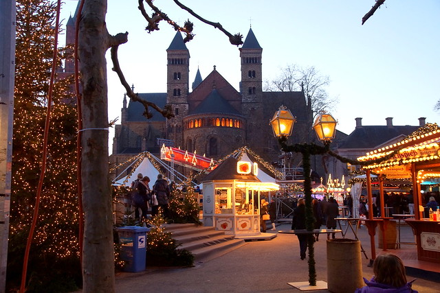 Kerstmarkt vrijthof in maastricht flickr photo sharing - Maastricht mobel ...
