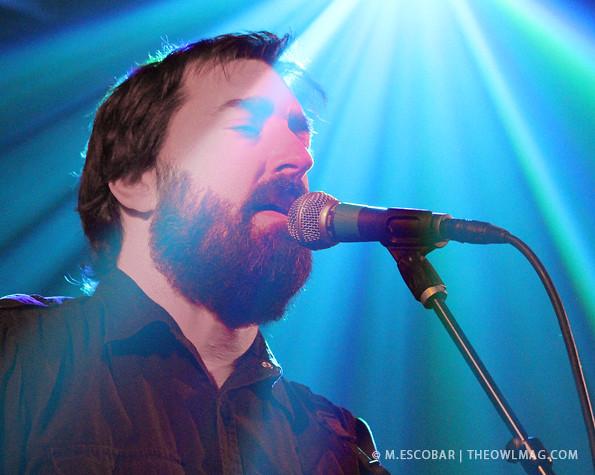 Tommy Santee Klaws @ The Troubador, LA 1/19/13