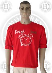sports fan jersey(0.0), sports uniform(0.0), maroon(0.0), sportswear(0.0), active shirt(1.0), clothing(1.0), red(1.0), sleeve(1.0), font(1.0), t-shirt(1.0),