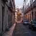 Small photo of La nuit tombe sur le Bairro Alto