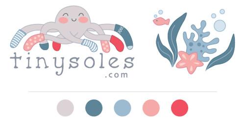 tiny soles logo