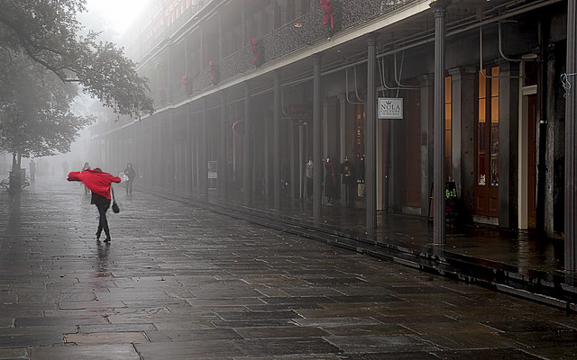 French Quarter Fog