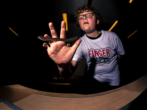 Masters Of Fingerboarding - Catching