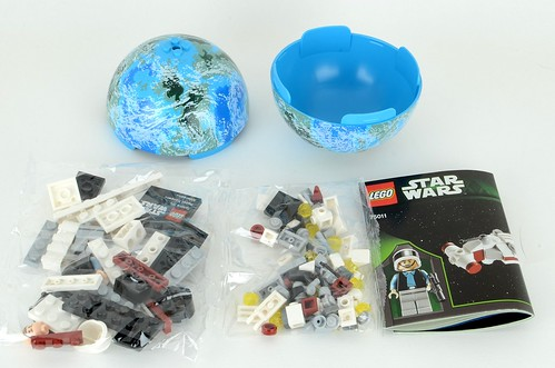 75011 Tantive IV and Alderaan