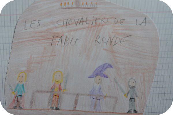 Le Bonheur En Famille Moyen Ge La Suite De La L Gende D 39 Arthur Avec Les Chevaliers De La