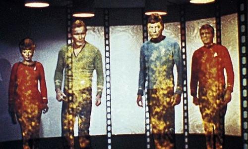 Star Trek - teletrasporto