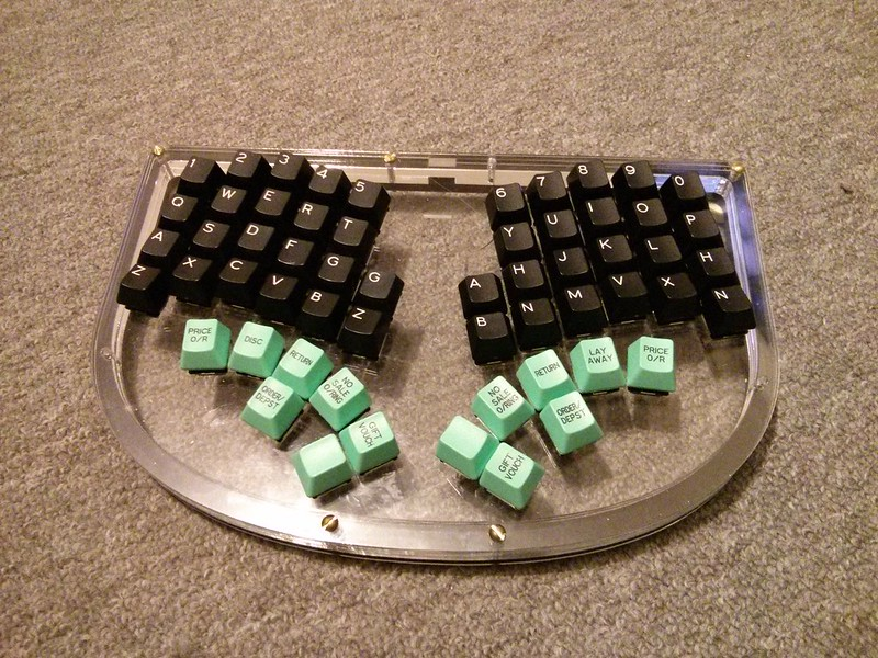 mark 4 keyboard prototype