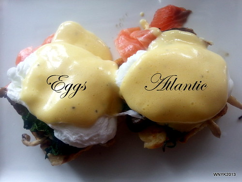 Eggs Atlantic
