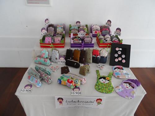 Apresentação de nova banca e de novos produtos by Linhas Arrojadas Atelier de Costura ® Trademark