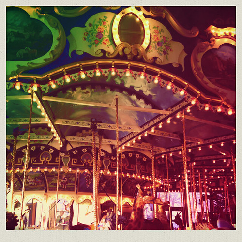 Carousel, After