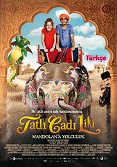Tatlı Cadı Lili: Mandolan'a Yolculuk - Lilly The Witch 2: The Journey To The Mandolan (2013)