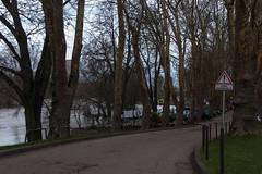 La Moselle - Camping Municipal - Zone inondable