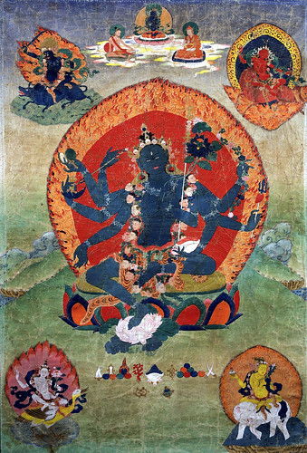 012-Siglo 18-Tibet-E Tara Verde- Rubin Museum of Art