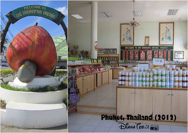 Phuket Day 1 - Cashew Nut Factory