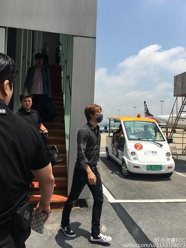 BIGBANG Arrival Nanning (21)