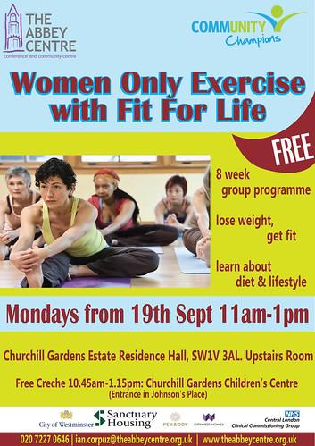 women-only-exercise-Churchill