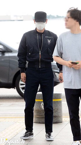 Big Bang - Incheon Airport - 26jun2015 - Dispatch - 09