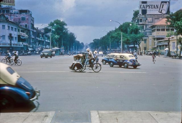 SAIGON 1965 - Đại lộ Lê Lợi