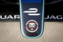 Jaguar returns to racing with I-TYPE, Adam Carroll, Mitch Evans,  Ho-Pin Tung and Panasonic