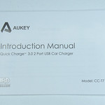 AUKEY USB Car Charger CC-T7 7