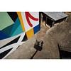'Praise Completion' getting up high with @moneyless1980 and @visionartfestival in #cransmontana #switzerland. #wallkandy #art #mural #moneyless #alps #fb #f #tp #painting #streetart #graffiti
