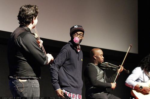 Collaborative Musical Ensemble Opens TEDxSanDiego 2012