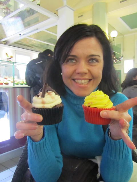 Cupcakes at Stephen Green