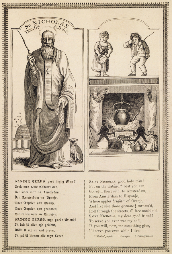 720e653391 A Pictorial History of Santa Claus – The Public Domain Review