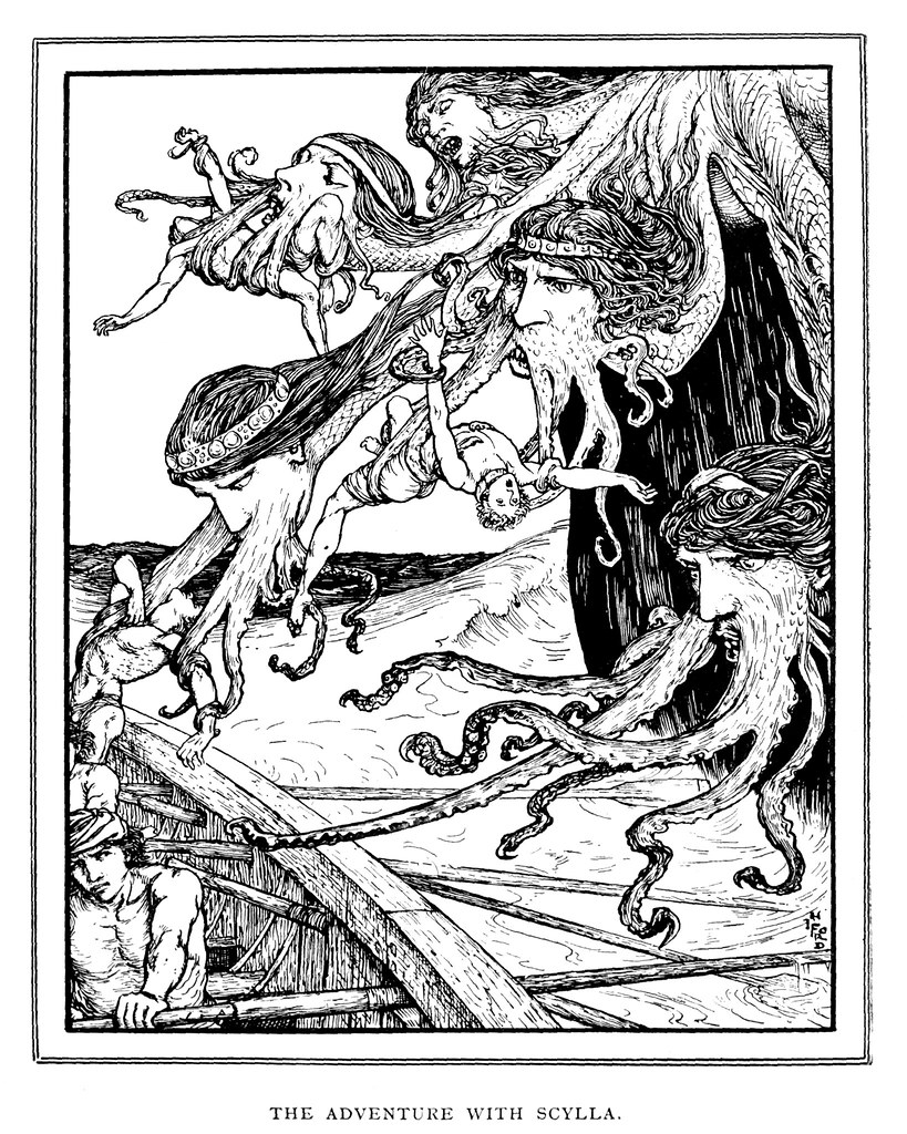 Henry Justice Ford - Tales Of Troy - 1