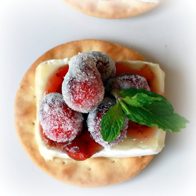 Rachel phipps 5 quick canap ideas for new years eve for Quick canape ideas
