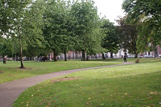 Parque Mountjoy Square