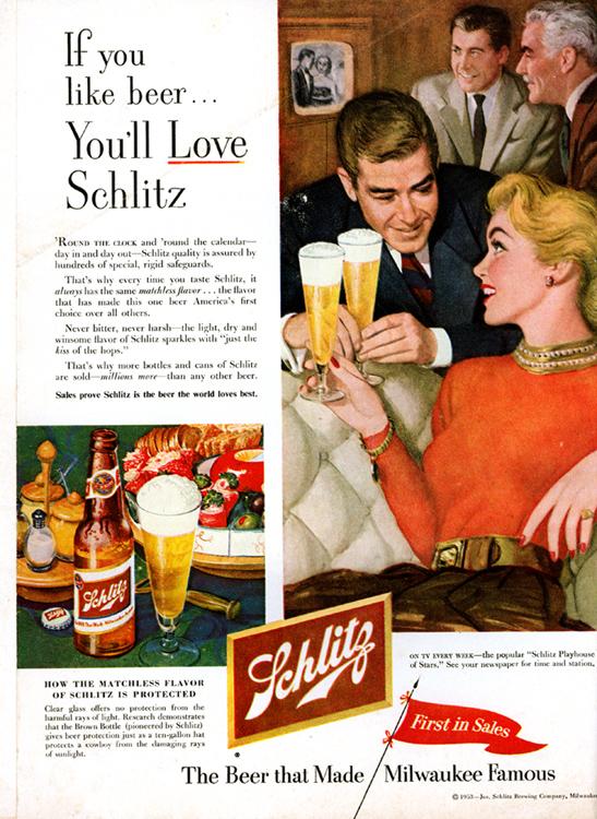 Schlitz-1953-sporting