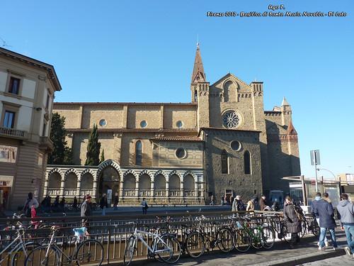 Basilica di Santa Maria Novella - Di lato