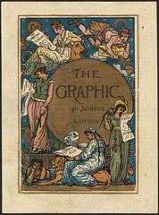The Graphic, 190 Strand London [front]