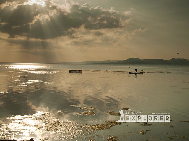 Serenity at Taal Lake