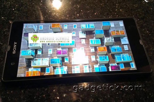 Sony Xperia Yuga: первый самурай с OLED-дисплеем