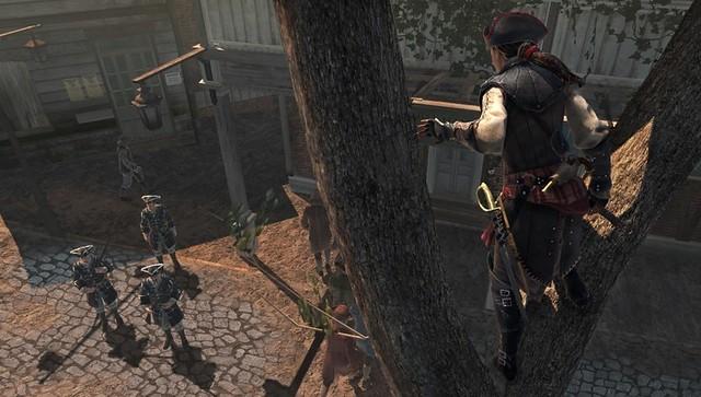 Assassin's Creed III : Liberation - Screenshot 2