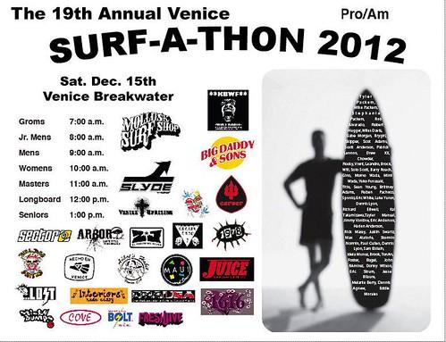2012 Venice Surf-A-Thon