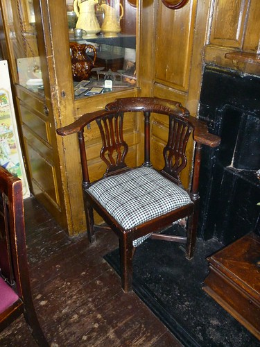 Robert Burns' Chair