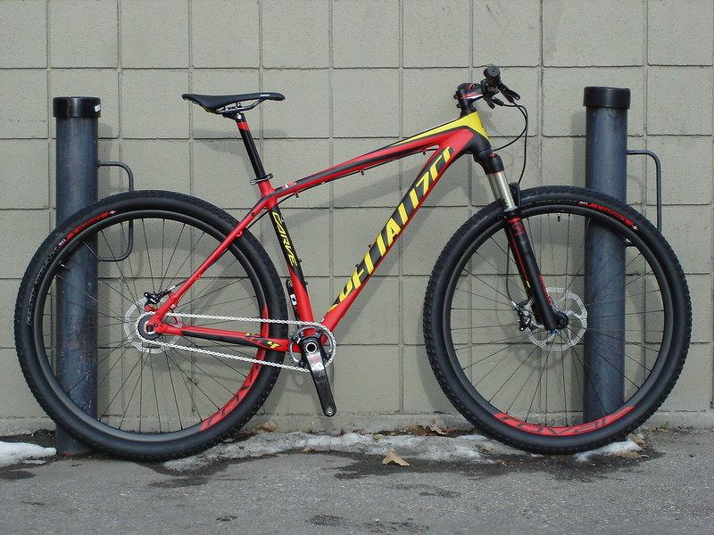 Specialized Ned Overend Special Edition Carve