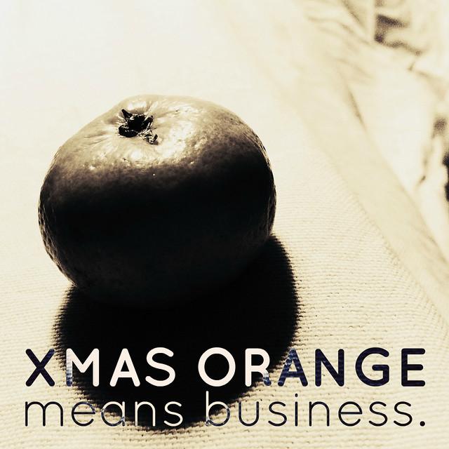 PicMonkey: Xmas Orange