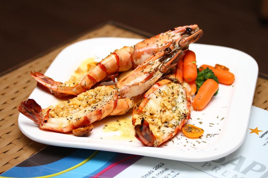 5酒后兔子小酒馆酒吧:大对虾