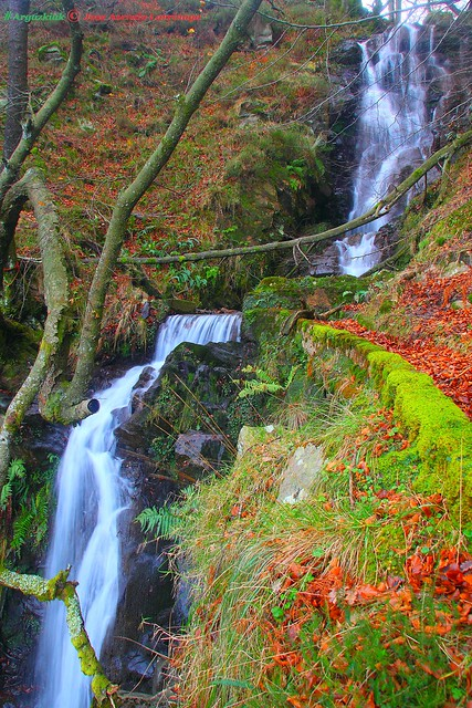 Cascada . Efecto Seda #Photography #Foto #Flickr 36